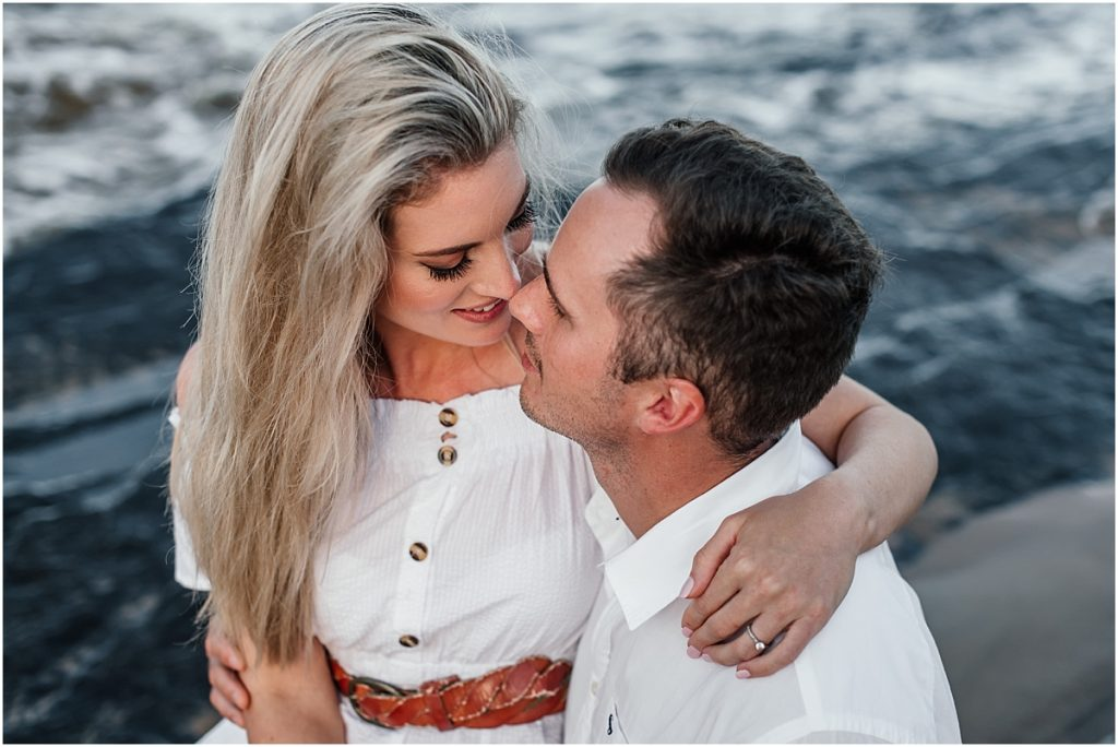 Anja & Justin engagement shoot